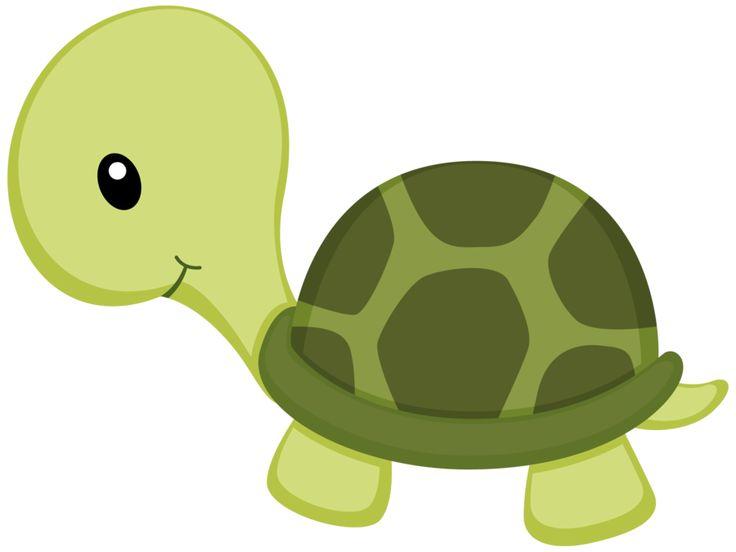 Dibujos Animados De Animales Estudiando: Dibujos De Tortugas Bonitas